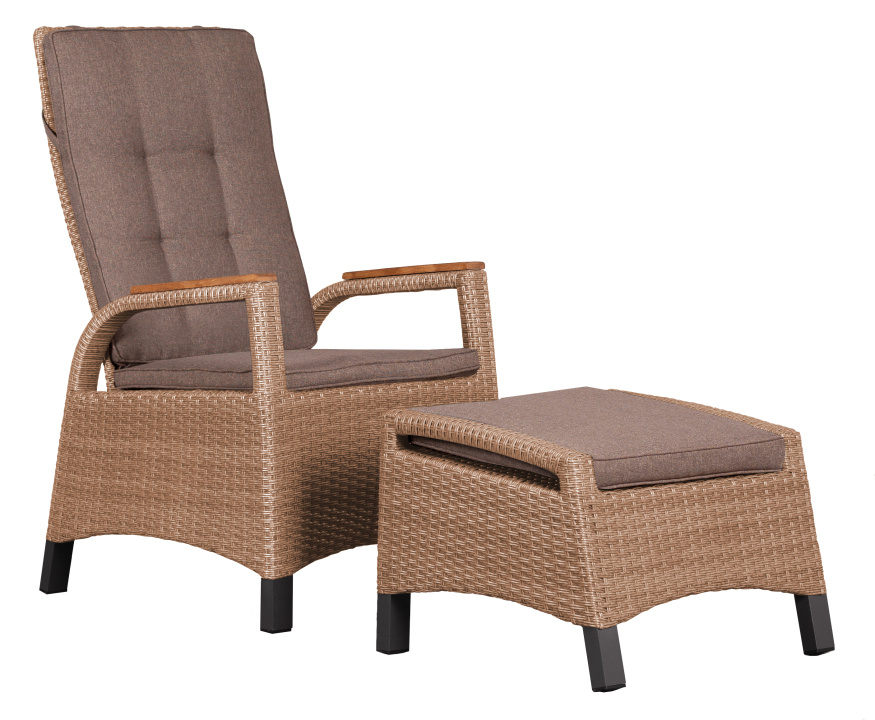 40571 40537 montana dining relaxsessel relax fusshocker 8mm spotted brown b1